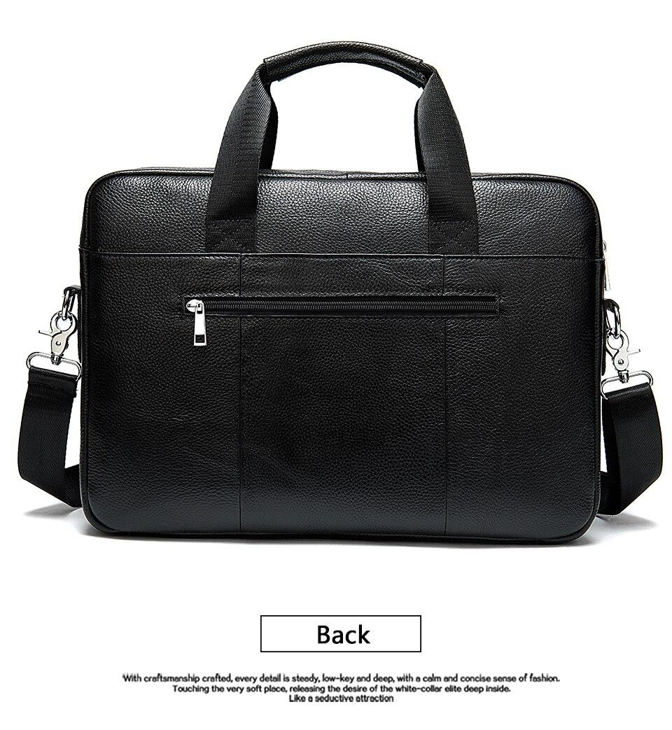 H8703f2149ef544f187bf3a217d9c9406D MVA men's briefcase/genuine Leather messenger bag men leather/business laptop office bags for men briefcases men's bags 8572