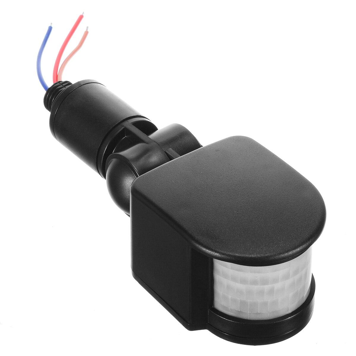 Mayitr Outdoor LED Infrarot PIR Motion Sensor Detektor 110-220 V Wand Licht 140 Grad Motion Sensor Licht Schalter