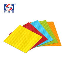 32*32 Dots City Base Plate for Small Bricks Baseplate Board DIY Building Blocks Sets Toys for Children Compatible Legoingly стоимость