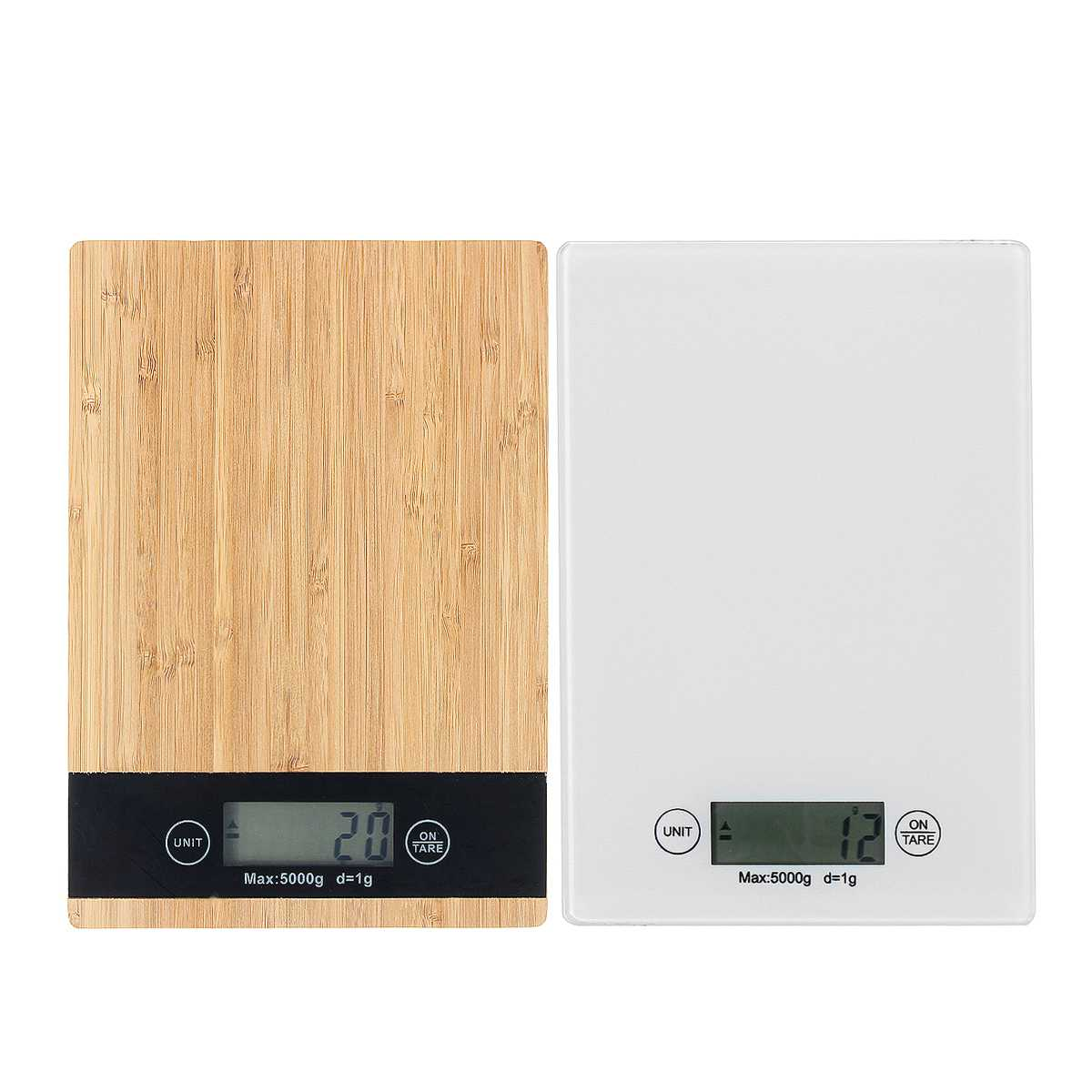 5KG/1g Electronic LCD Digital Kitchen Scales Weight Scale Food Baking Weighting Scale Household Measuring Tool
