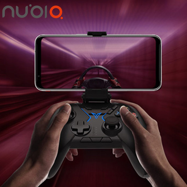 Original ZTE nubia Magic box 5G Expansion Dock octopus Gamepad Wireless-Bluetooth Gamepad Joystick Controller and 6-Axis Handle 3