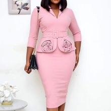 Коктейльные платья 2020 для женщин шикарные однотонные розовые