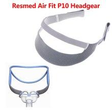 1Pcs Hoofddeksels Volledige Masker Vervanging Deel CPAP Head Band voor Air FitP10 Neusmasker