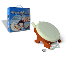 Drums Wii Console Remote-Controller Gaming Taiko for High-Qulaity