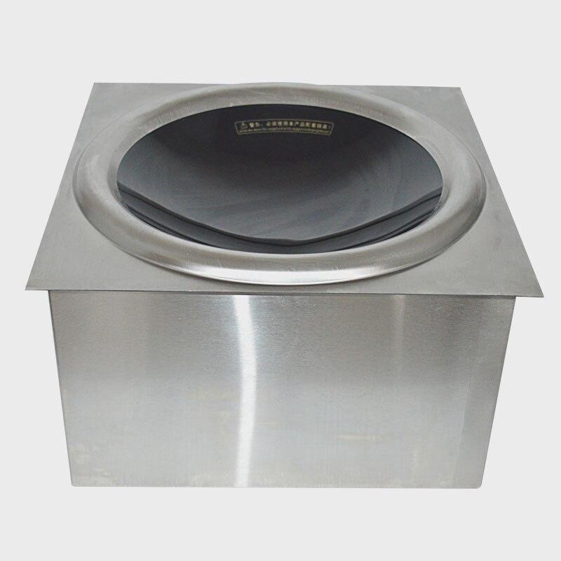 Cocina de Inducción cóncava integrada de alta potencia de 220V Cocina de Inducción comercial 3.5KW/5KW inducción cóncava de alta potencia cocina 1PC-in Otros utensilios especiales de cocina from Hogar y Mascotas    1