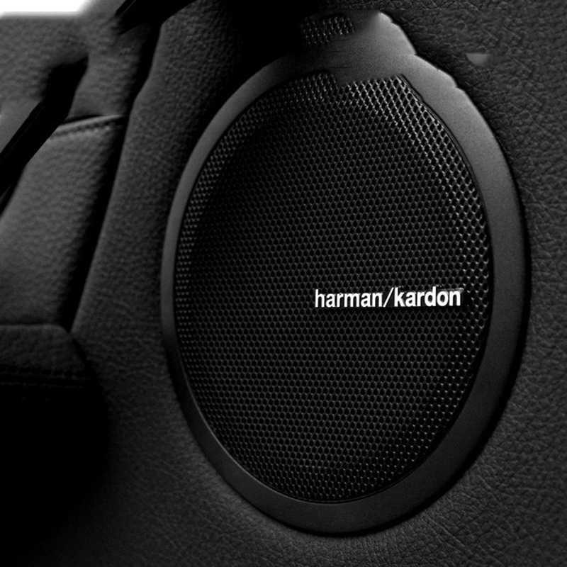 5 sztuk samochodów stylizacji nowy samochodowy sprzęt audio dekoracji naklejka Fit dla Audi A1 A3 A4 A5 A6 S3 S4 S6 S8 B4 B5 B6 Q3 Q5 Q7 TT akcesoria samochodowe
