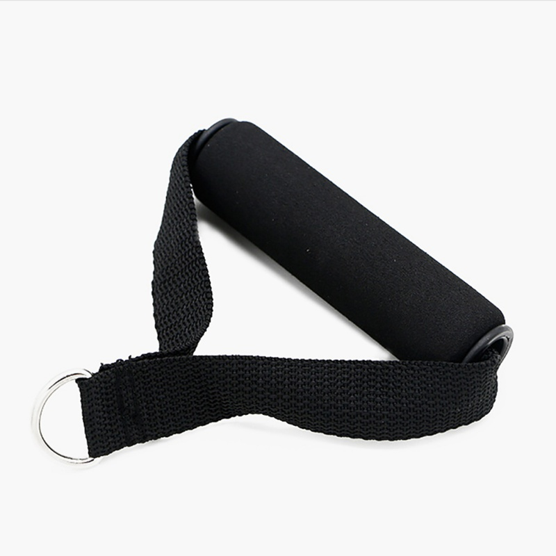 1PC Soft Yoga Belts Pull Rope Training Stretching Sports Fitness Accessories Multi Functional Tension Cord Arms Strength