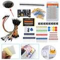 1 Набор прочных начинающих электронных компонентов комплект обучения стартовый набор макетная плата компоненты проекты измерители сопрот...