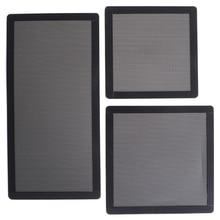 Net-Cover Pc-Case Cooling-Fan DUST-FILTER Computer-Guard Mesh Magnetic PVC 12x12 14x14