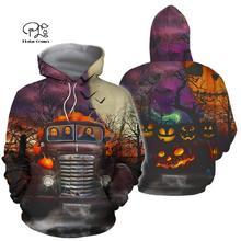 PLstar Cosmos Halloween terror horror awesome charming 3D Printed Hoodie/Sweatshirt/shirts Mens Womens handsome style-15