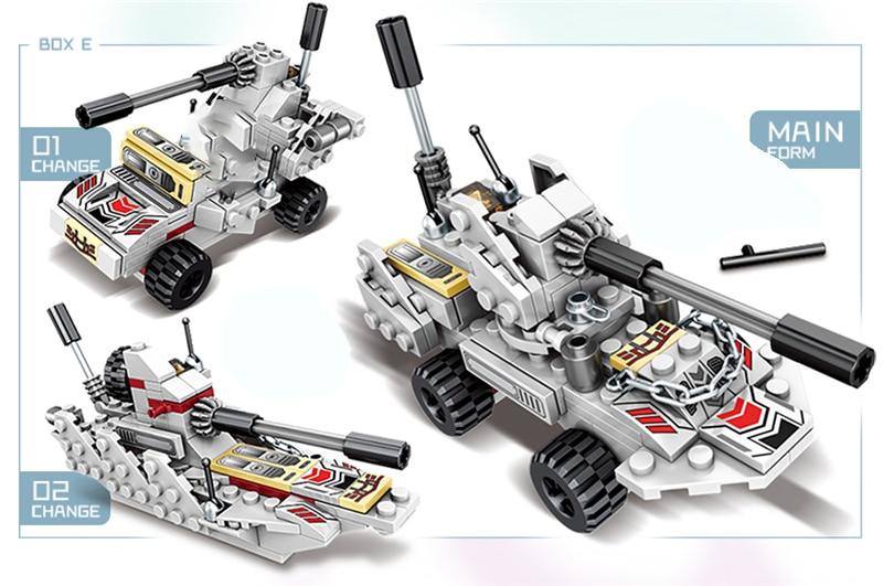 1000+ PCS Military Warship Navy Aircraft Army Figures Building Blocks LegoINGlys Army Warship Construction Bricks Children Toys (12)