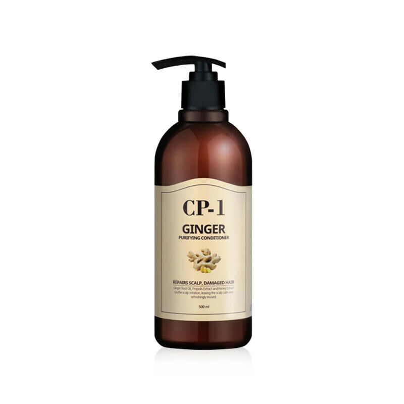 CP-1 Ginger Purifying Conditioner 500ml Hair Conditioner Repair Damaged Dry Bifurcation Smooth Anti Hair Loss Hair Mask image