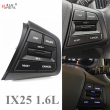 PUFEITE For Hyundai ix25 (creta) 1.6 L trip cruise cancel switch Steering Wheel the right side button