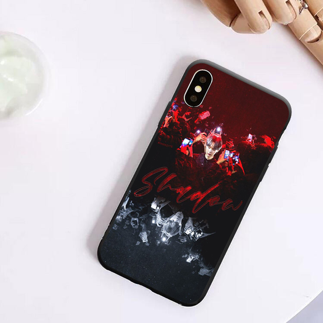 MAP OF THE SOUL 7 IPHONE CASE (12 VARIAN)