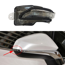 Auto Left Right LED Rear View Mirror Turn Signal Light Lamp For Lexus RX 2016 2020 NX 2015 2016 2017 2018 2019 2020