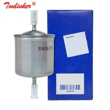 цена на Car Fuel Filter For VOLVO S60 2000-2010 S80 2000-2006 V70 2000-2008 XC70 2007-2020 Model 2.0L 2.4L 2.5L 2.9L 3.0L 3.2L 30636704