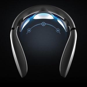 Image 4 - オリジナル jeeback 頚椎マッサージ G2 十パルスバックネックマッサージ mijia アプリ制御 42 度温湿布ネック疼痛緩和