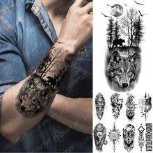 тату татуировки временные Водонепроницаемая Временная  наклейка