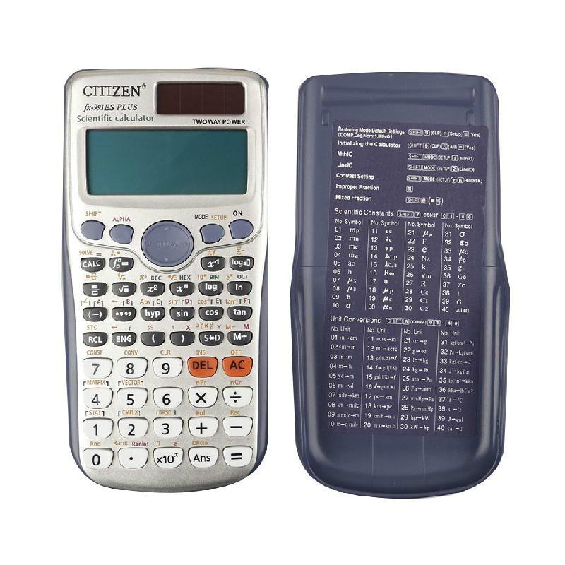 Scientific Calculator 991es Plus Led Display Student Handheld Pocket Function Calculator For Teaching Office Computing Tools