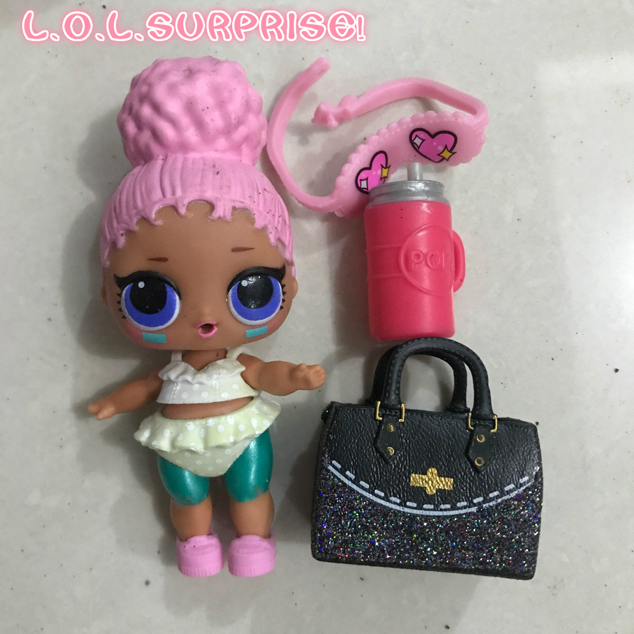 Original  L.O.L.SURPRISE! New Lol Dolls Toys Surprise Doll Generation Action Figure Model Doll Baby Girl Kids Gift Hot Toys