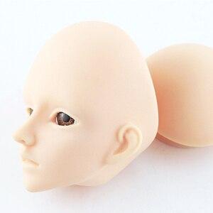 Image 3 - Bonecas bjd de 60cm para homens 21 articulações móveis, brinquedo em 3d, olhos, maquiagem diy, masculino nuo e menino bjd brinquedo para meninas presente