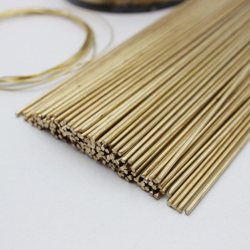 Brass Brazing Rods TIG Welding Wire 0.8mm/1.0mm/1.2mm/1.6mm/2mm/2.5mm/3mm/4mm/5mm/6mm