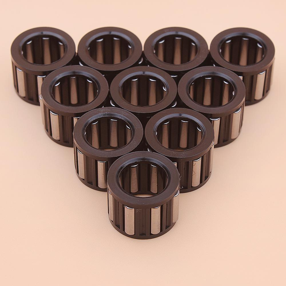 10pcs/lot Clutch Needle Bearing Kit For Stihl 034 036 044 046 MS340 MS341 MS360 MS361 MS362 MS440 MS441 MS460 MS461 Chainsaw