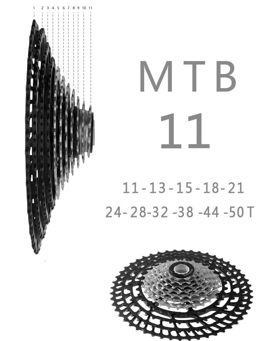 360g cnc roda livre mtb peças para hg