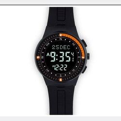 AL-Harameen Groothandel Azan Horloge voor Alle Moslim Gebeden met Qibla Kompas 6505 Alfajr Horloge 32mm Waterbestendig islam Gift