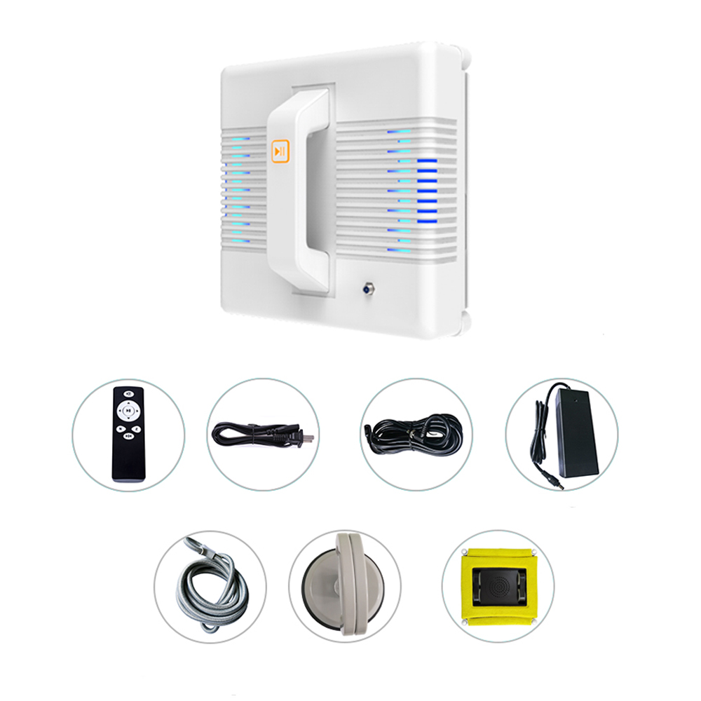 Image 5 - Window Cleaning Robot Window Cleaner Robot Window Robot Vacuum Cleaner Glass Cleaning Robot-in Electric Window Cleaners from Home Appliances