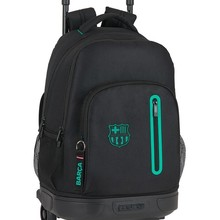 Backpack F.C. Barcelona large compact extractable with wheels 612078918