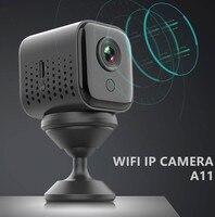 A11 HD 1080P Mini Könnte IP Kamera Wifi P2P IP Nachtsicht Micro Webcam Smart Home Sicherheit APP Monitor video DVR Micro Camcorder