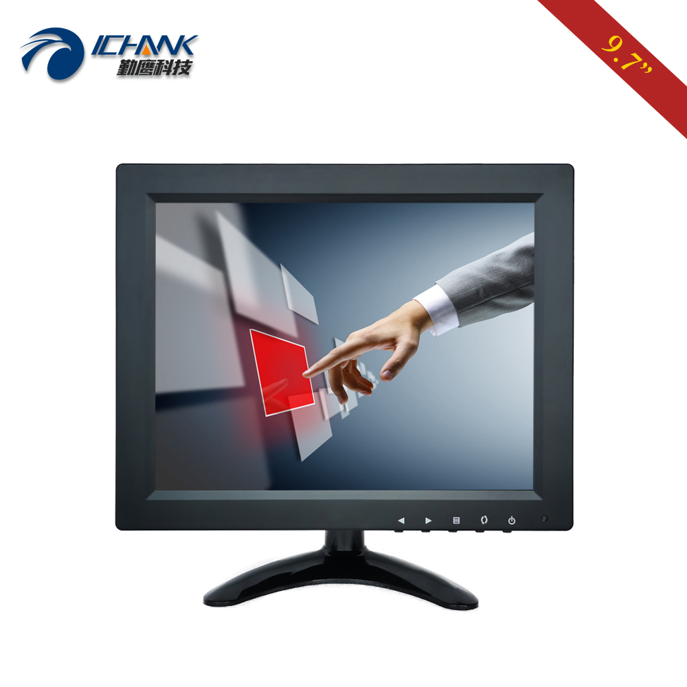 B097JC ABHUV 9 7 quot IPS 1080p Touch Monitor 9 7 inch 720p Mini USB Touch Monitor 9 7 quot HDMI Industrial Medical Aerial Touch Monitor in LCD Monitors from Computer amp Office