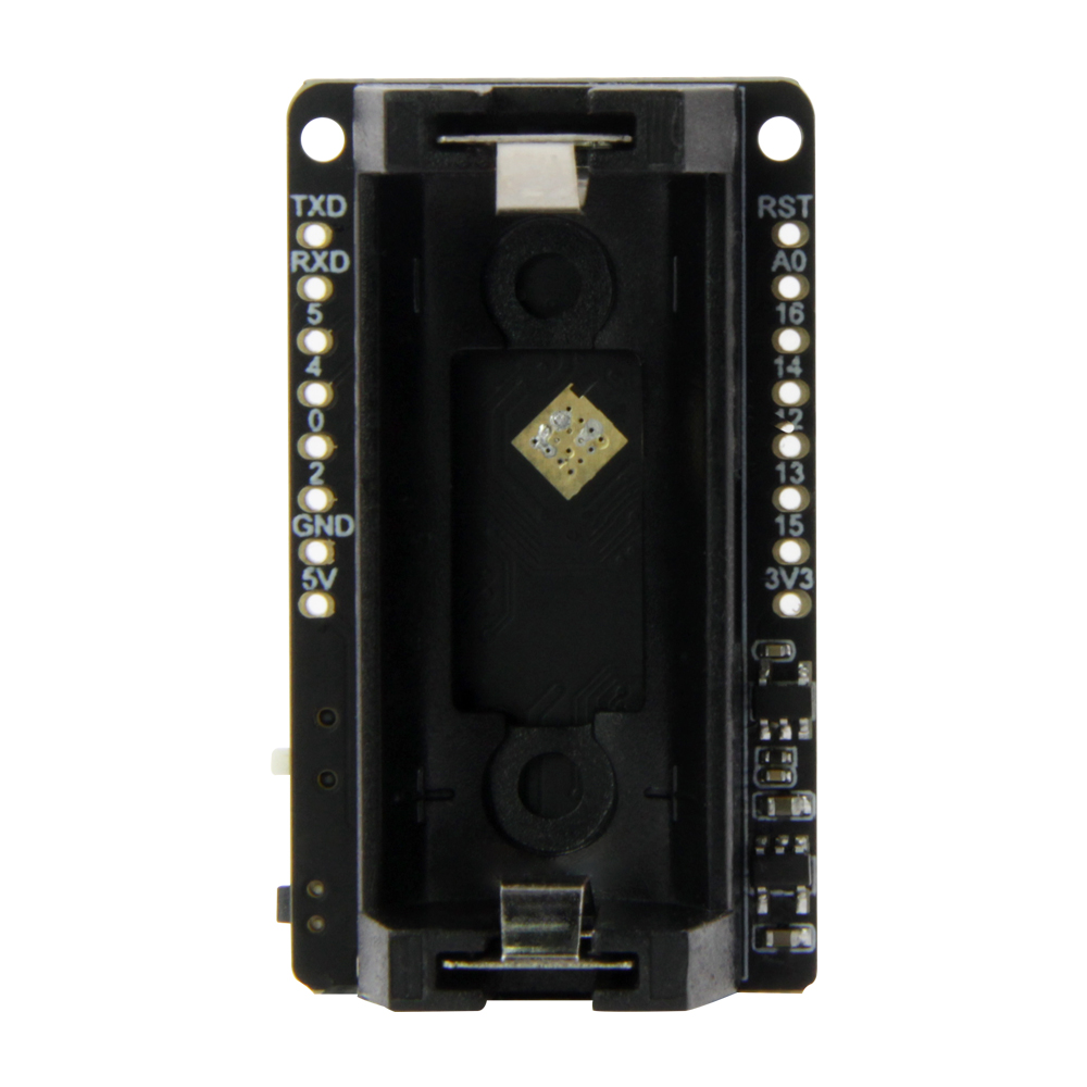 LILYGO® TTGO T-OI ESP8266 Chip Rechargeable 16340 Battery Holder Compatible With MINI D1 Development Board