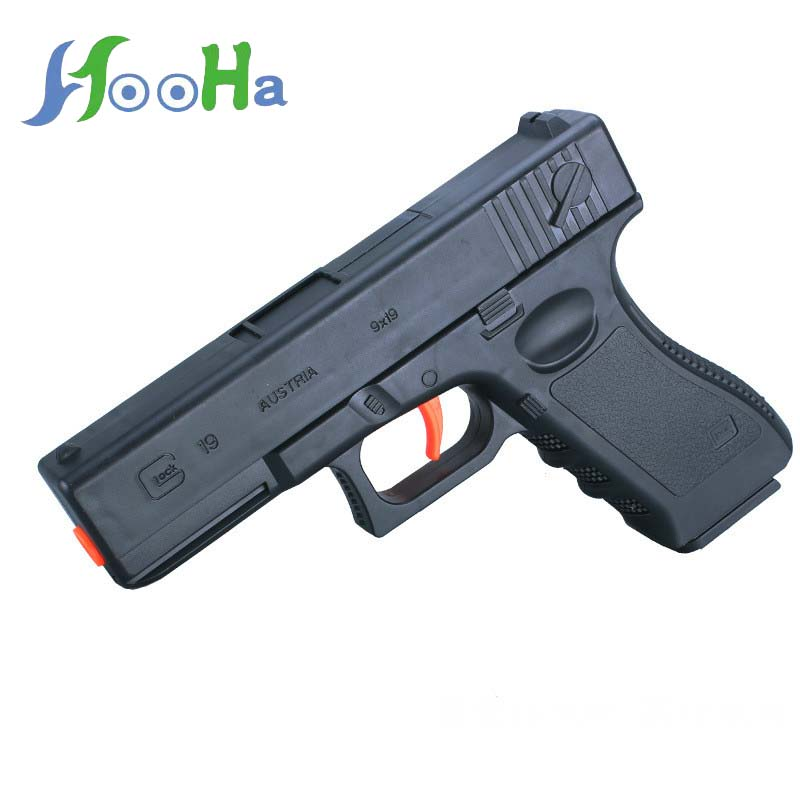 New Hot Sale Children's Toy Water Bullet Gun Pistol Water Bullet Soft Bullet Gun Parent-child Mutual Toy Have A Good Quality