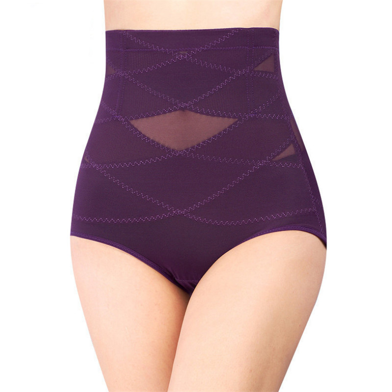 Inadice 2019 Sexy Underwear Seamless Black Corset Belt Women Lace Casual Polyester Body Shaper Female High Waist Control Panties