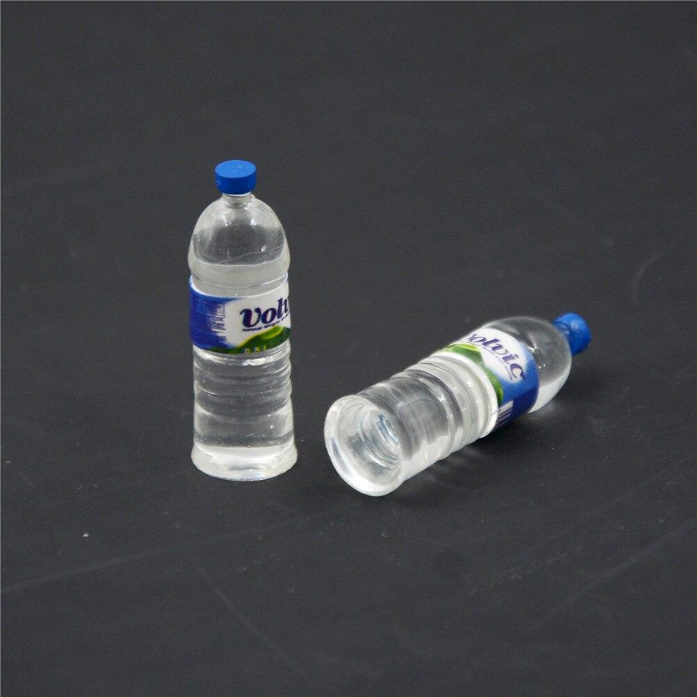 2X mini taza de agua de limón accesorios de casa de Muñecas Juguete Regalo Decoración Mini 1:12 S /&
