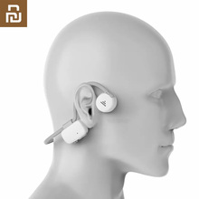Headphones-Bone Youpin Conduction Handsfree Bluetooth BH818 with Microphone Outdoor-Sport