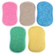 5 шт. кухонный очиститель кастрюля щетка анти-микробная Чистящая меламиновая кухонные губки Губка для мытья посуды