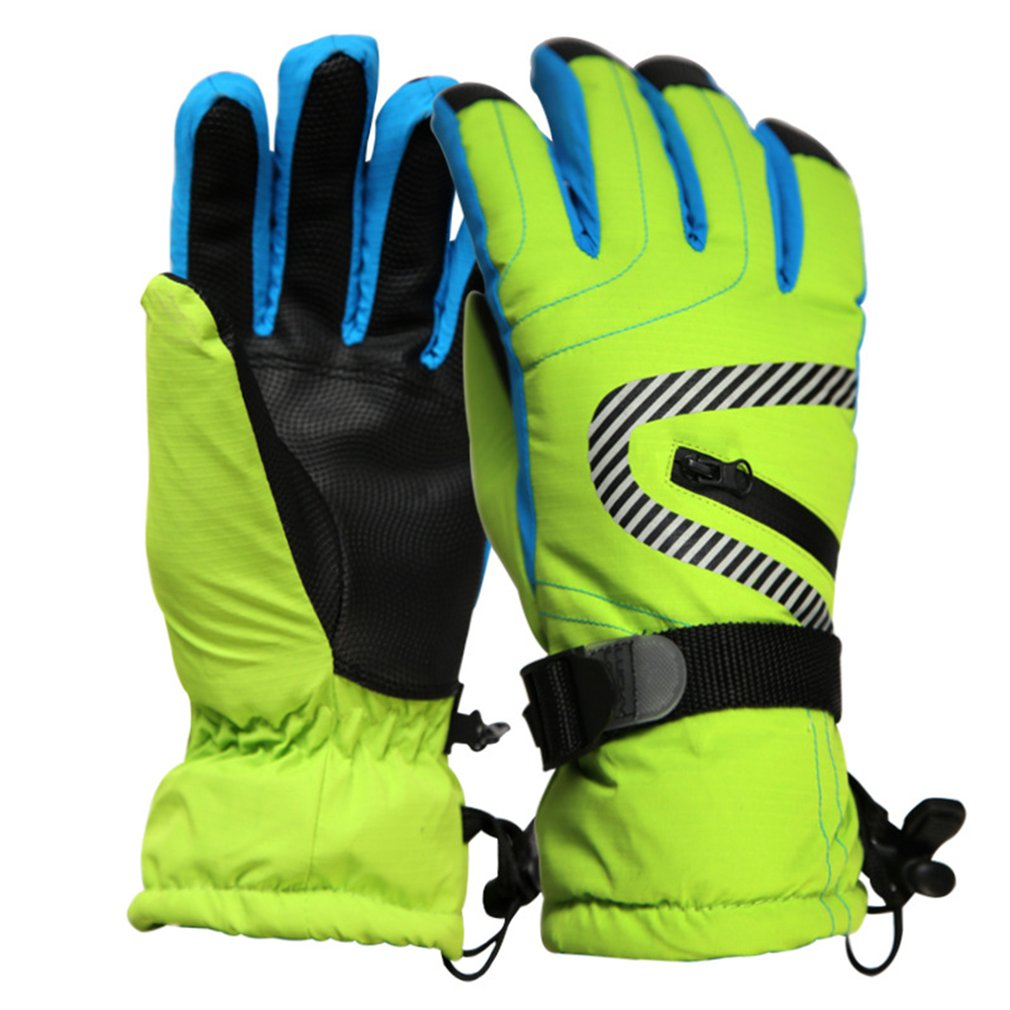Waterproof Women Ski Gloves Wind proof Thermal Outdoor Sport Cycling Snowboard Gloves|Skiing Gloves| |  -