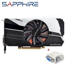 Сапфир R9 370X 2 Гб GPU Графика карты с высоким разрешением AMD Radeon R9370 370X2G видеокарта Экран компьютерная игра Настольный ПК карта управления работ...