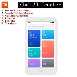 XIAOMI AI Translator 4 cali ekran dotykowy USB akumulator wielofunkcyjny wzmacniacz długopis z funkcją nagrywania tłumaczenie maszyna do badania|Translatory|   -
