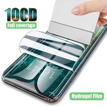999d proteção para xiaomi redmi 5 plus 5a ir 6 6a s2 7a película de hidrogel protetor de tela redmi nota 5 5a 6 pro k20 k30 filme de vidro