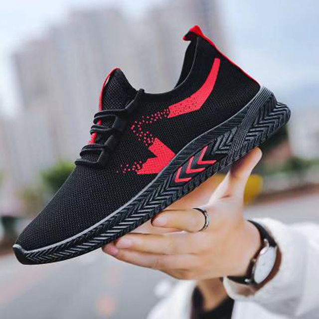 Sneaker Casual Pa Hende Homber 5