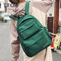 Модный нейлоновый Водонепроницаемый женский рюкзак  Корейская прочная книга Mochilas  школьные сумки большой вместимости  мульти карман для ис...