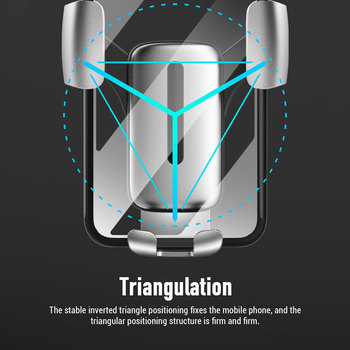 KISSCASE Автомобильный Кронштейн для мобильного телефона с индукционной гравитацией для IPhone 11 Pro MAX Автомобильные Держатели для телефонов для ...
