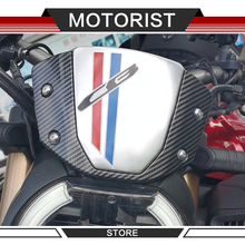 Motorcycle WindScreen for cb650r 2019 2021 CB650R cb650r windshield front screen for cb1000r 2018 20 wind deflector gift sticker