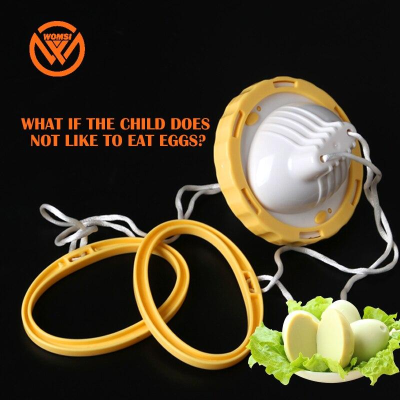 Creative Egg Tool Sweettreats Golden Egg Maker Egg Scrambler Shaker Egg Yolk White Mixer Hand Powered Kitchen Cooking Tool