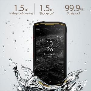 Image 5 - CONQUEST 8000 мАч S12 Pro IP68 водонепроницаемый прочный смартфон мобильный телефон 6,0 дюймов Android 9,0 helio P70 Восьмиядерный прочный смартфон