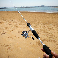 Shadow 1.8m L power spinning fishing rod carbon 3 section fast action fish rod set solid tip silver color lure weight 3-8g light fish king 2 top tip 0 5 6 2 8g carbon fishing rod spinning ultralight ul l power fast lure rod fuji guide fishing travel rods